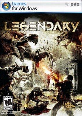 Legendary (2008/ENG)