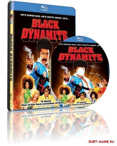 Черный динамит / Black Dynamite (2009) HDRip